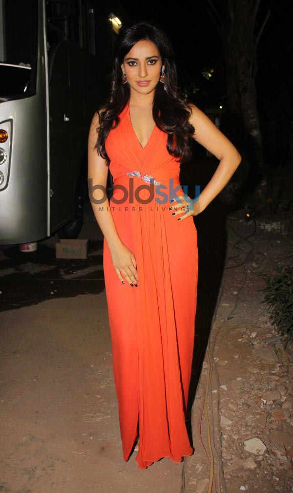 Neha sharma stuns during Youngistan promotion