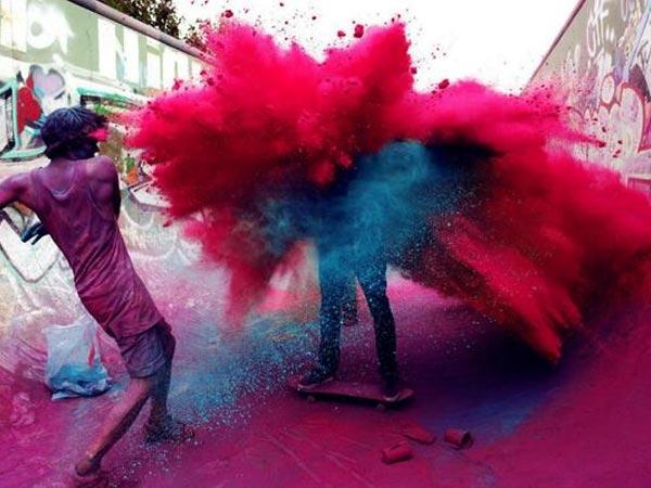 Prepare Natural Holi Colours At Home
