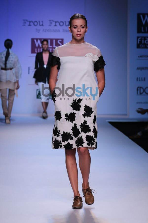 WIFW 2014 day 3 Archana Rao show
