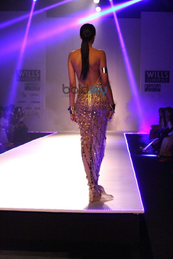 WIFW 2014 Raakesh Agarwal show