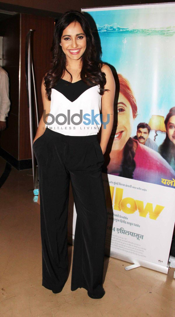 Bollywood Celebs at Yellow film screening