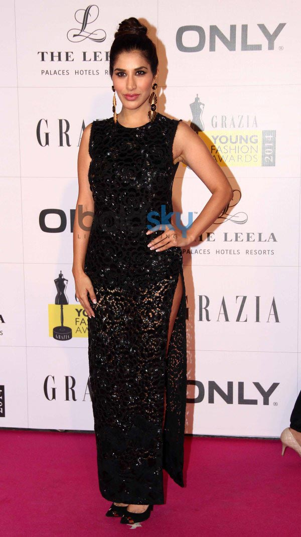 Celebs stuns at Grazia Young Fashion Awards 2014