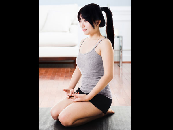 Five Health Benefits Of Vajrasana
