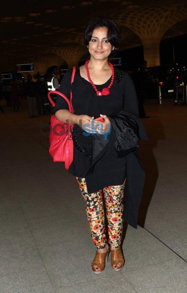 Sonam, Ranveer other Celebs Leave for IIFA 2014