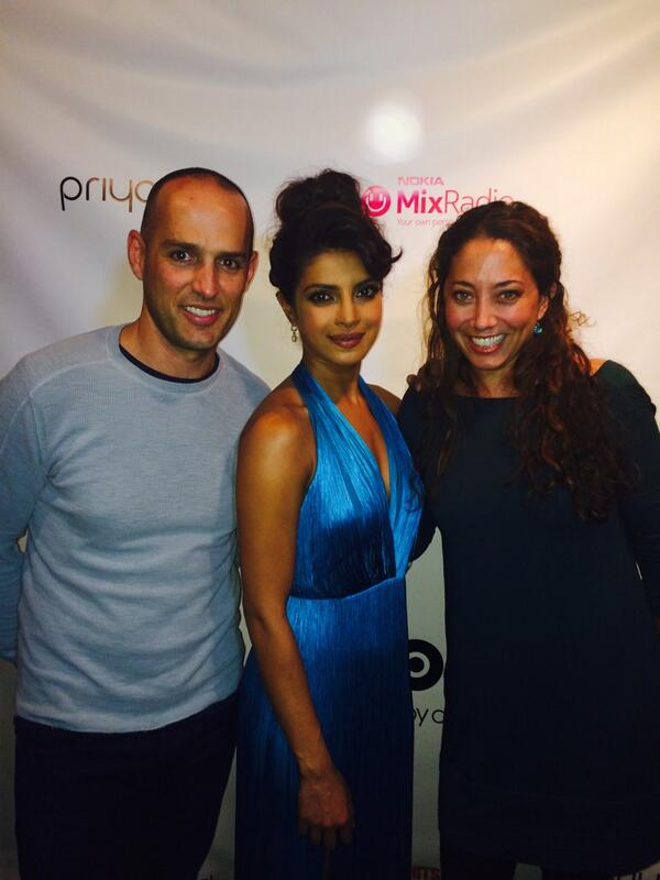 Priyanka Chopra at ICMYLM video launch