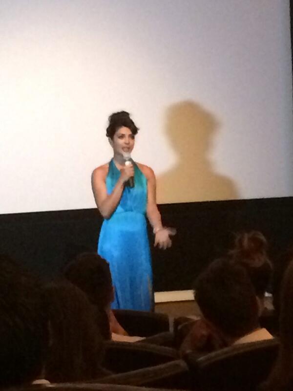 Priyanka Chopra at ICMYLM video launch
