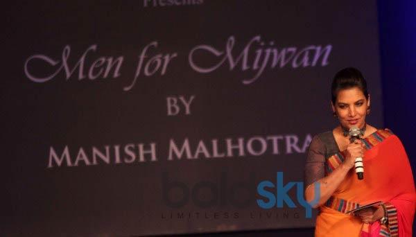 Celebs stuns at Men For Mijwan charity fashion Show
