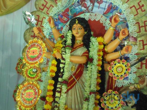 Symbolism Of Goddess Durga's Ten Hands