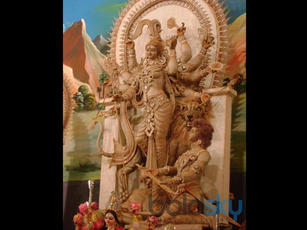 Symbolism Of Goddess Durga's Ten Hands
