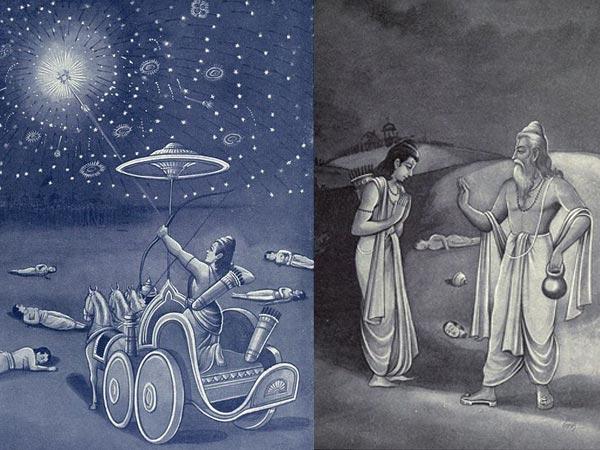 The Legend Of An Immortal Ashwatthama