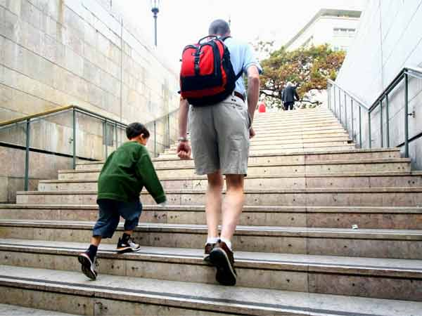 Climbing The Stairs Exercise Tips