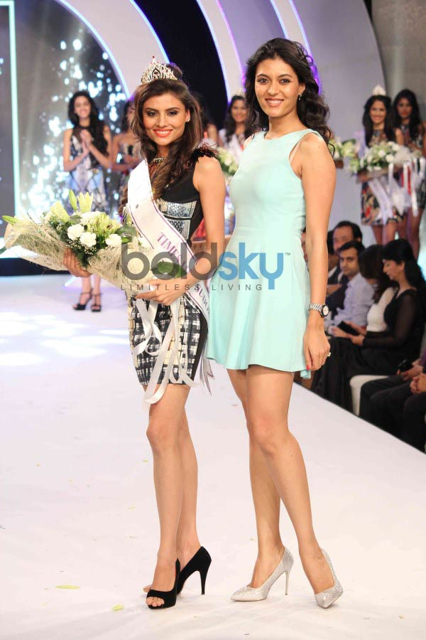 Unveiling Of Miss India 2014 Crown