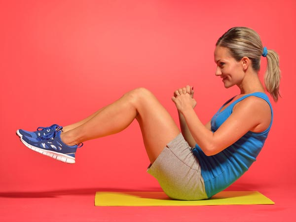 10-minute Workout Tips For Women