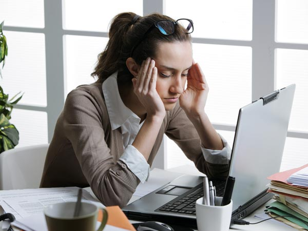 Twelve Reasons Why You Cannot Concentrate