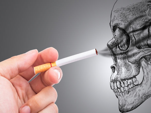 8 Most Harmful Chemicals Found In Cigarette