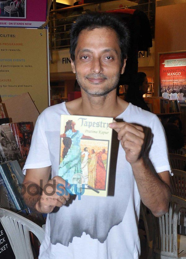 Vishal Dadlani launches Pratima Kapur Book