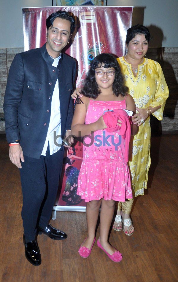 Celebs at Beyond Bollywood Off Broadway Musical Show