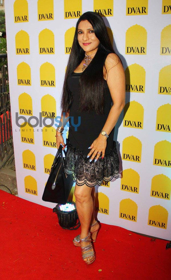 Jaya Bachchan at DVAR luxury store launch
