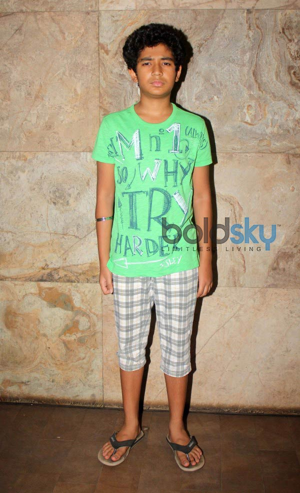 Aditi, Huma and other Celebs at Hawwa Hawwai screening