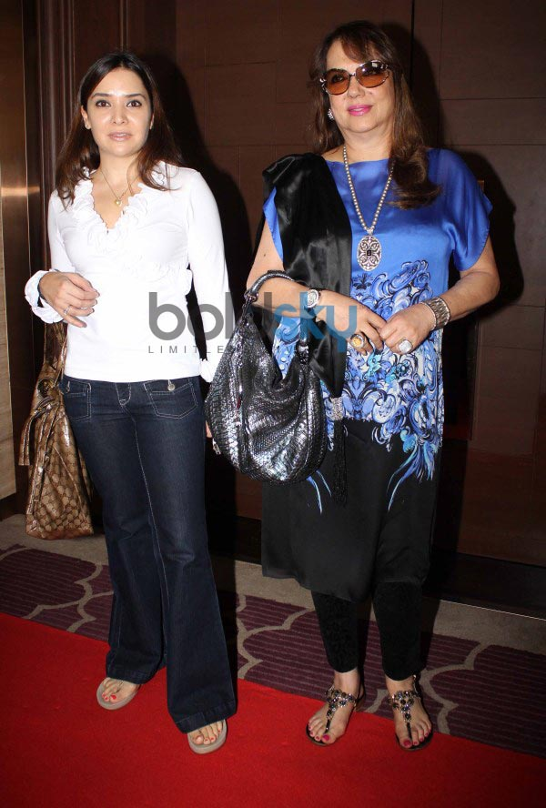 Sushmita Sen and Rouble Nagi at I AM Foundation launch