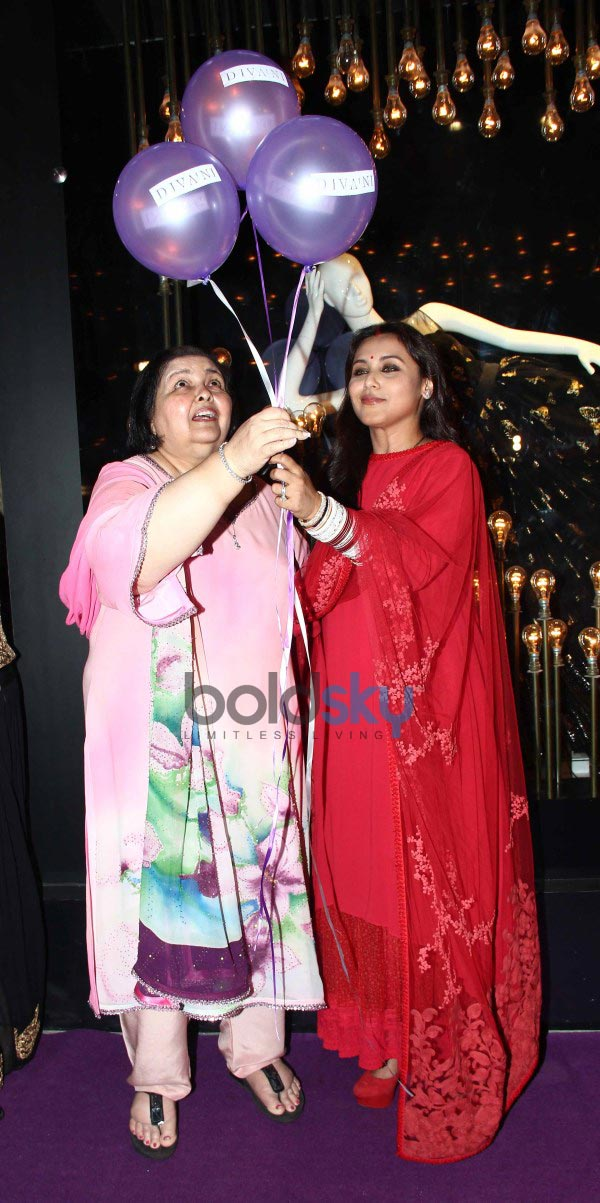 Celebs at Launch of Diva'ni Store