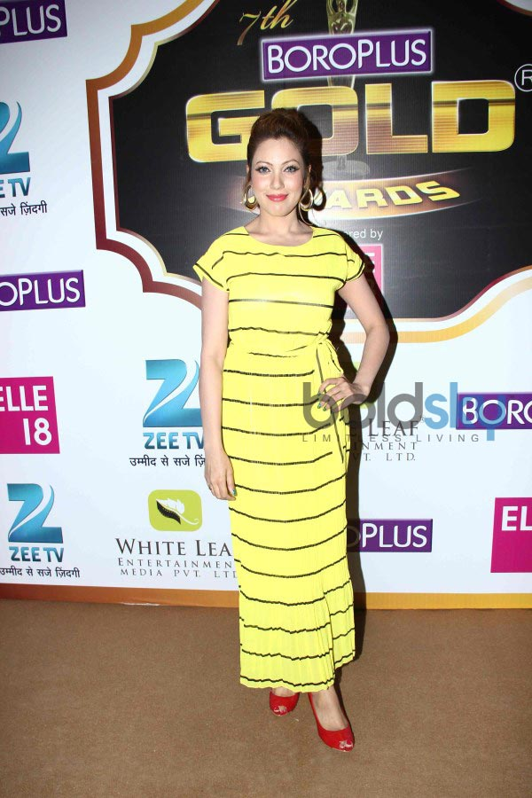Celebs stuns at 7th Boroplus Gold Awards