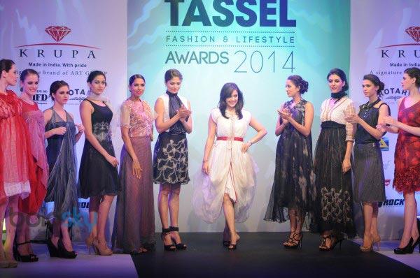 Celebs at Tassel Fashion & Lifestyle Awards 2014