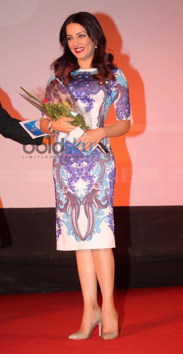 Celina Jaitly at International Queer Film Festival
