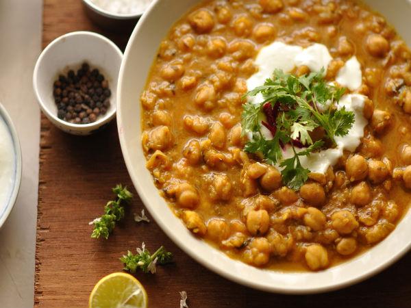 Chana Madra Recipe