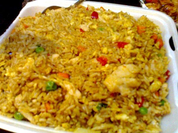 Chicken Masala Rice Recipe