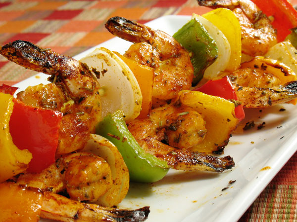 12 Exotic Kebab Recipes For Mother's Day