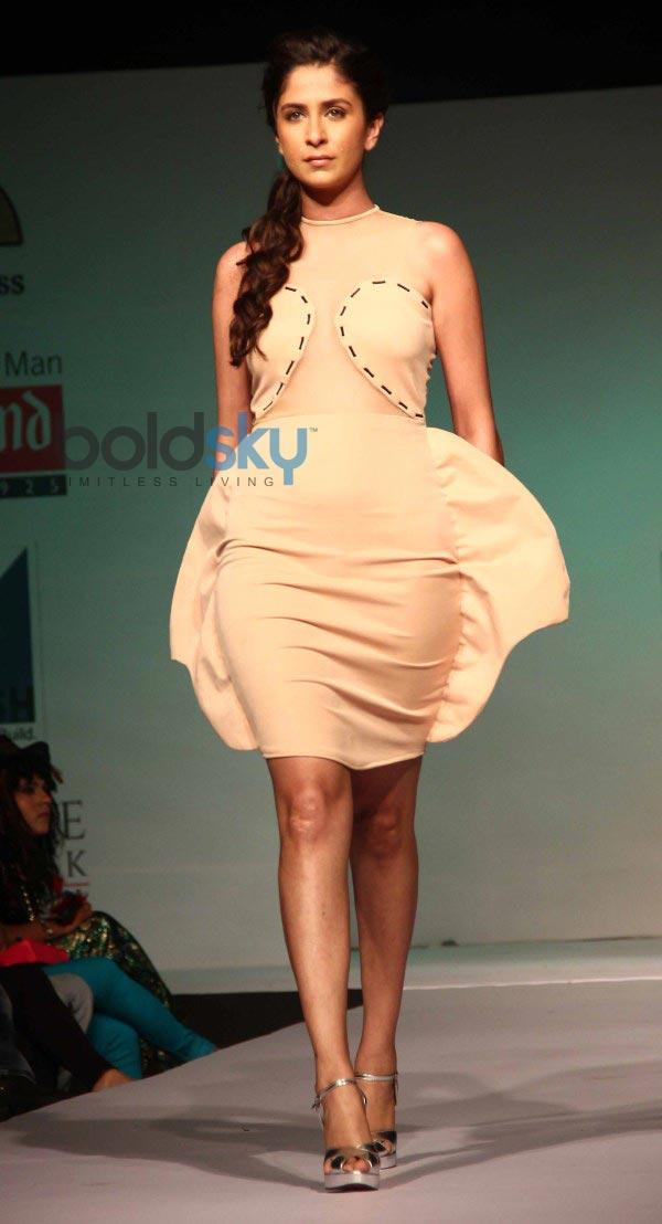 Fashion show by Mod Art International Fashion Institute Students