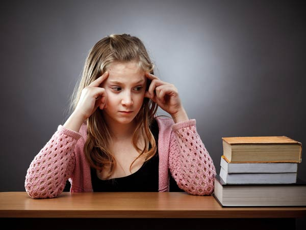 Five Symptoms Your Child Is Stressed