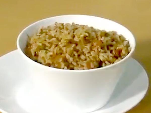 Healthy Sprouts Pulao Recipe