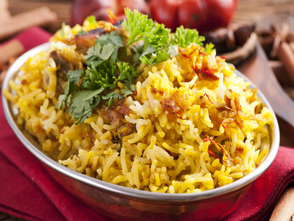Biryani Recipes To Try Before You Die