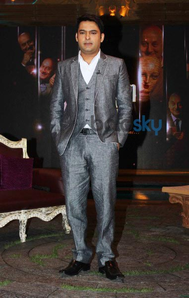 Kapil Sharma stuns at Anupam Kher Show