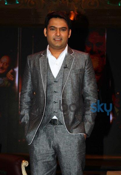 Kapil Sharma stuns at Anupam Kher Show
