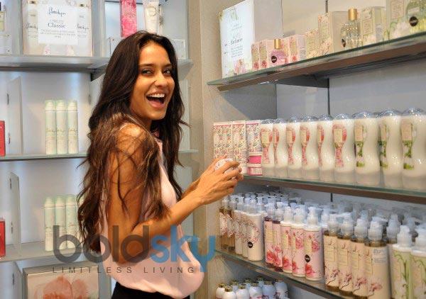 Lisa Haydon launches Mark & Spencer Store