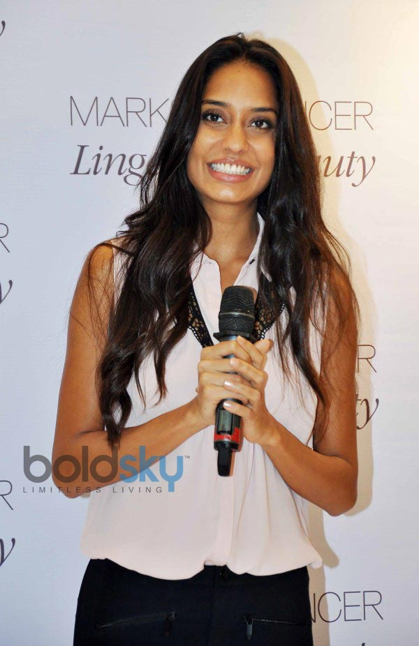 Lisa Haydon launches Mark & Spencer Store
