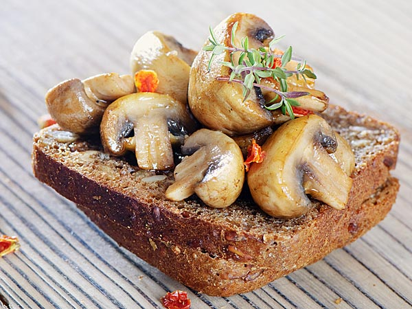 Toast Topper Recipes