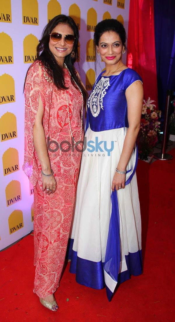 Jaya Bachchan at DVAR luxury store launch