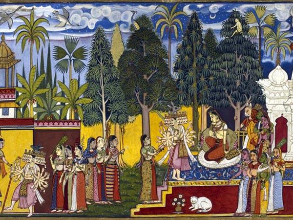 Was Goddess Sita The Daughter Of Ravana?