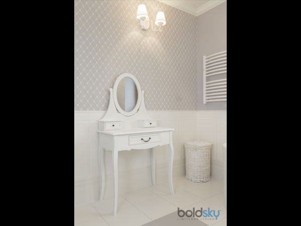 Dressing Table Ideas For Small Space