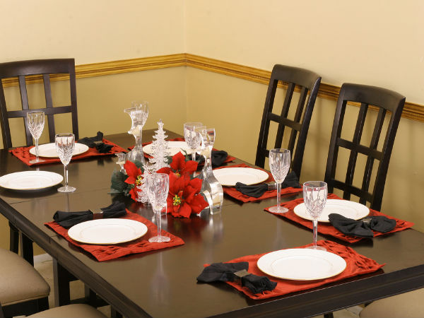 Tips For Setting A Dining Table