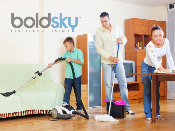 Tips & Tricks In Cleaning Your House