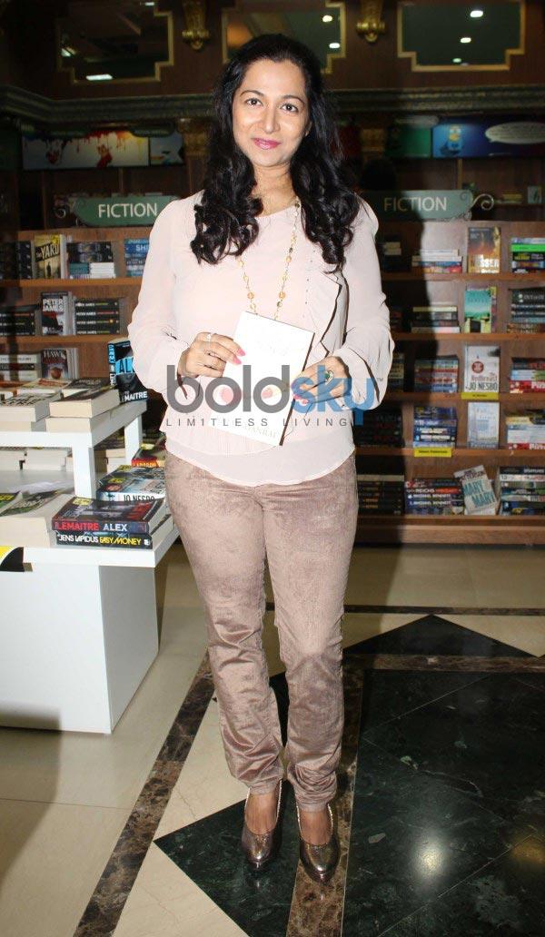 Tisca Chopra Launches Kiran Manral Book