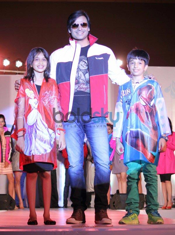 Vivek Oberoi Brand Ambassador for Zeel Rainwear