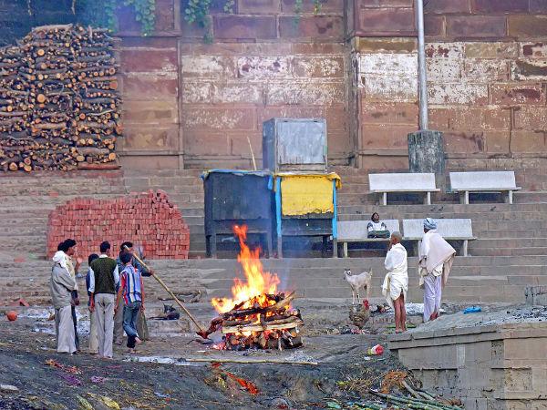 Why Do Hindus Burn Their Dead?