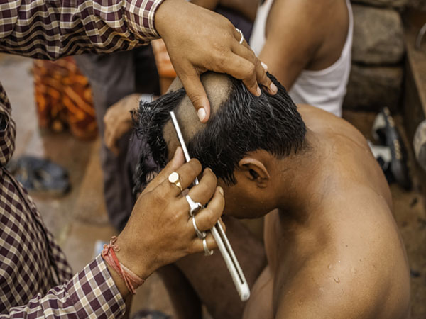 Why Do Hindus Shave Off Their Head?
