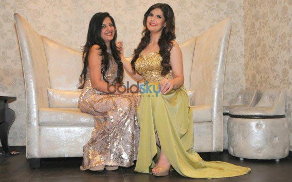 Zarine Khan at Amy Billimoria new Collection Launch